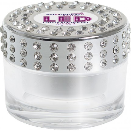LED/UV Builder Gel Clear II 45g