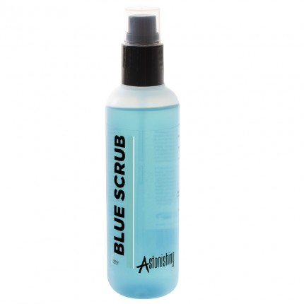 Blue Scrub 100ml - ASTONISHING - dehydrátor, odmašťovač