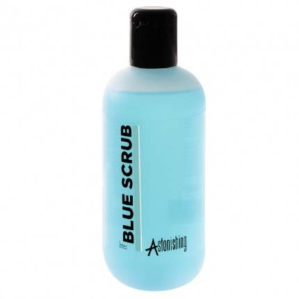 Blue Scrub 250ml - ASTONISHING - dehydrátor, odmašťovač