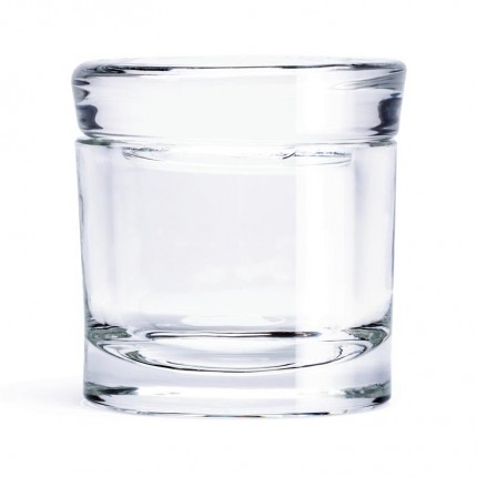 Glass Dappin Dish - GELISH - sklenená dóza na polygél