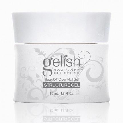 Structure Clear Gel 50ml - GELISH - priehľadný, spevňujúci gél na nechty