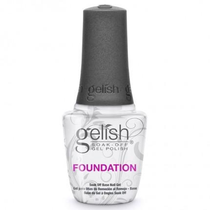 Foundation 15ml - GELISH - základná vrstva gél laku na nechty