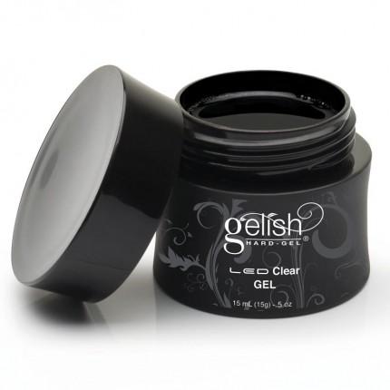 Hard-Gel Clear Gel 15ml - GELISH - priehľadný spevňovací gél na nechty