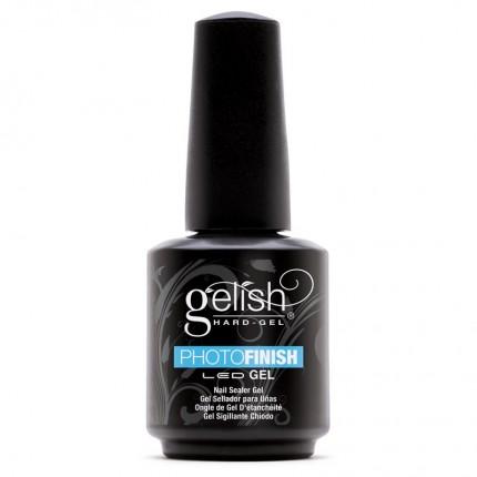 Hard-Gel Photo Finish Nail Sealer Gel 15ml - GELISH - vrchná gélová vrstva s vysokým leskom