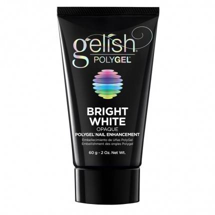 Polygel Bright White 60g - GELISH - stavebný polygél
