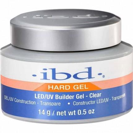 LED/UV Builder Clear Gel 14g