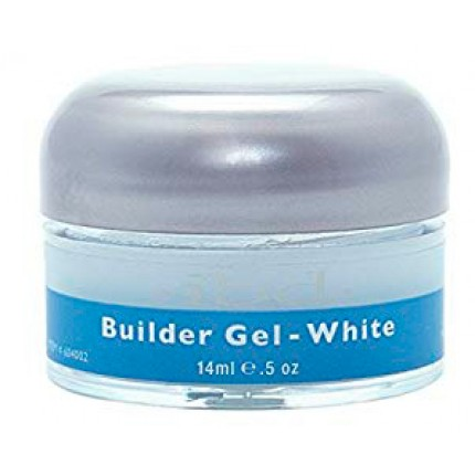 UV Builder Gel White 14ml - IBD biely stavebný gél na nechty