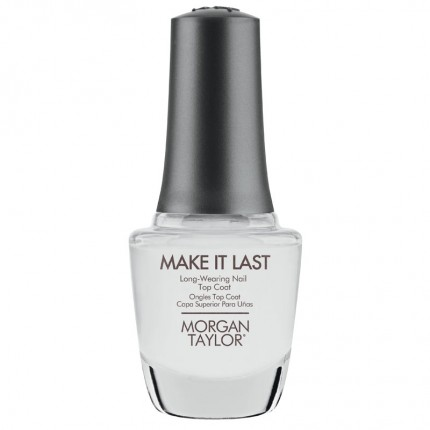 Make It Last 15ml - MORGAN TAYLOR - vrchná vrstva laku na nechty