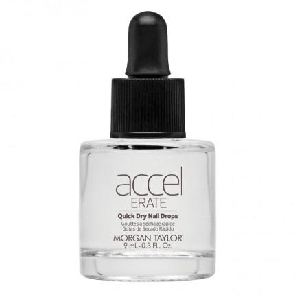 Accelerate  9ml - MORGAN TAYLOR - sušič laku na nechty (kvapky)