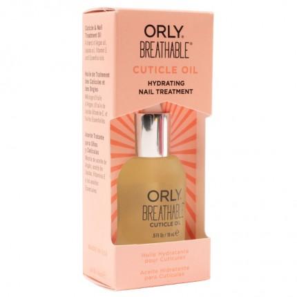 Cuticle Oil 18ml - ORLY BREATHABLE - olej na hydratovanie kožtičky nechtov
