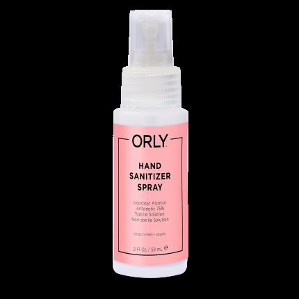 Hand Sanitizer Liquid 59ml - ORLY - antibakteriálny dezinfekčný prostriedok na ruky v spreji