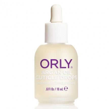 Argan Cuticle Oil Drops 18ml - ORLY - starostlivosť o nechtovú kožtičku