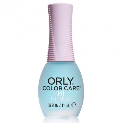 Hi Shine 11ml - ORLY COLOR CARE - vrchná vrstva na vysoký lesk