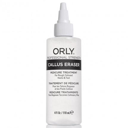 Callus Eraser 118ml - ORLY - zmäkčovač zhrubnutej kože