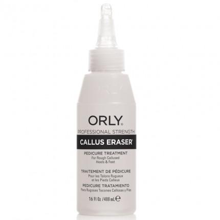 Callus Eraser 488ml - ORLY - zmäkčovač zhrubnutej kože
