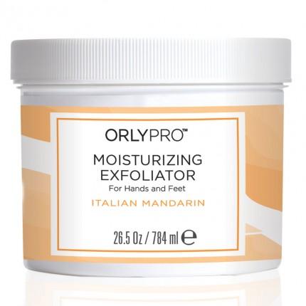Moisturizing Exfoliator 784ml - ORLY hydratačný peeling na ruky a chodidlá