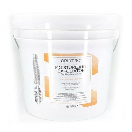 Moisturizing Exfoliator 3,78l - ORLY hydratačný peeling na ruky a chodidlá