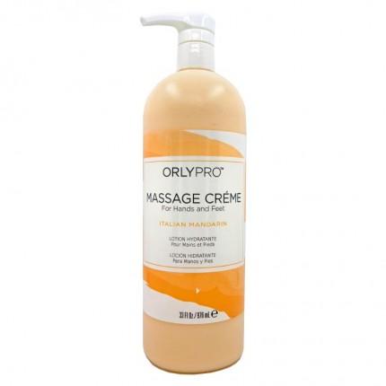 Massage creme 976ml - ORLY - masážny krém na ruky a chodidlá