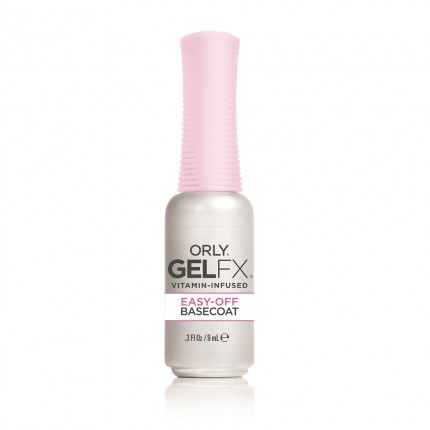 Gel FX Easy-Off Basecoat 9ml