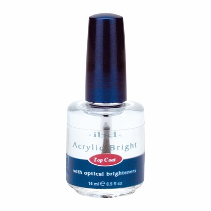 Acrylic Bright Topcoat 14ml