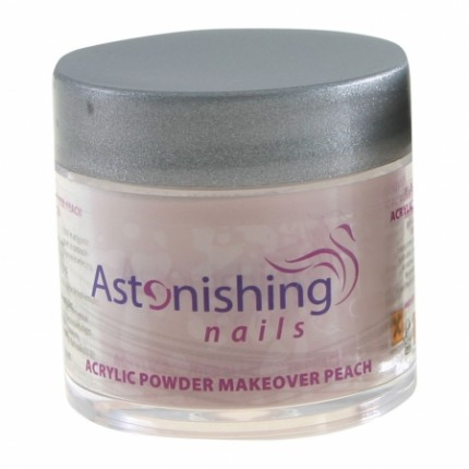 Acrylic Powder Makeover Peach 100 g
