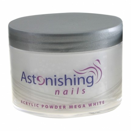Acrylic Powder Mega White 100 g