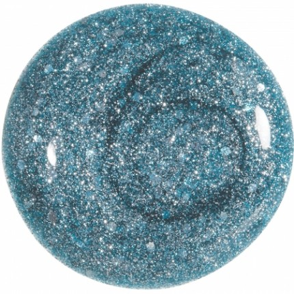 Aqua 3D Glitter 11ml - ORLY COLOR BLAST - lak na nechty