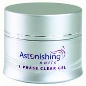 UV 1-Fase Clear Gel 45g - ASTONISHING - číry UV gél
