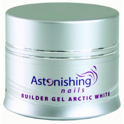UV Builder Gel Arctic White 14 g