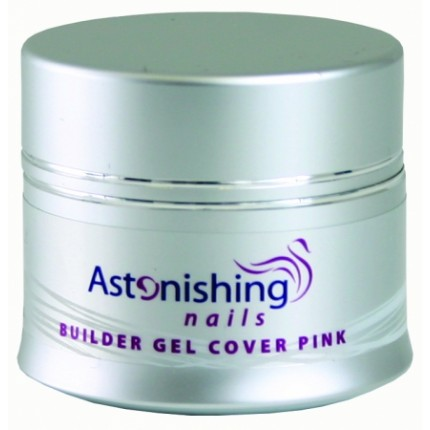 UV Builder Gel Cover Pink 45 g
