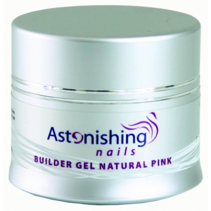 Builder Gel Natural Pink 25 g