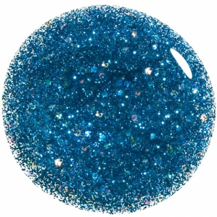 Azure Gloss Glitter 11ml - ORLY COLOR BLAST - lak na nechty
