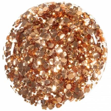 CB Lak Bronze Chunky Glitter 11ml
