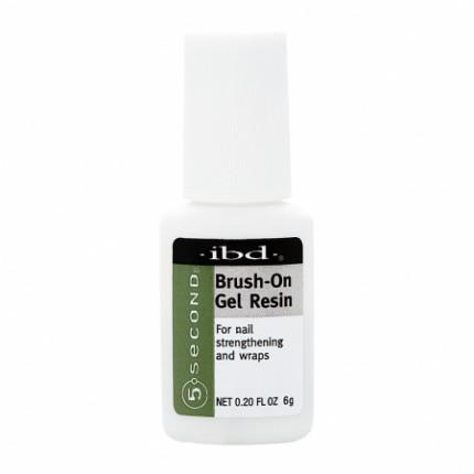 Brush-On Nail Resin 6g - IBD lepidlo/živica na nechty