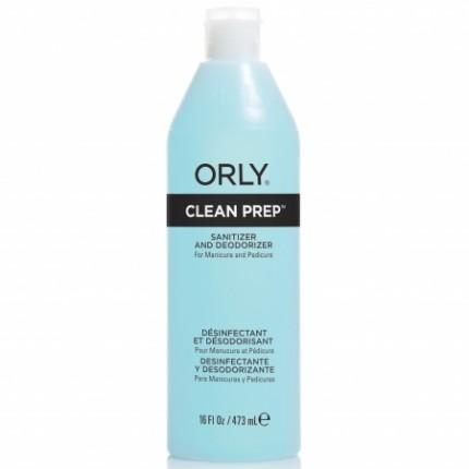 Clean Prep 473ml - ORLY - prípravok na čistenie a dezinfekciu