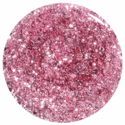 CB Lak Cool Pink Chunky Glitter 11ml