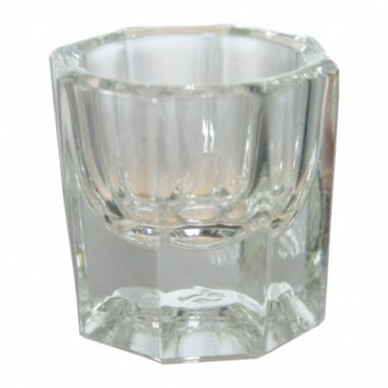 Dóza sklenená malá