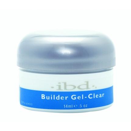 UV Builder Gel Clear 14ml - IBD - priehľadný stavebný gél na nechty
