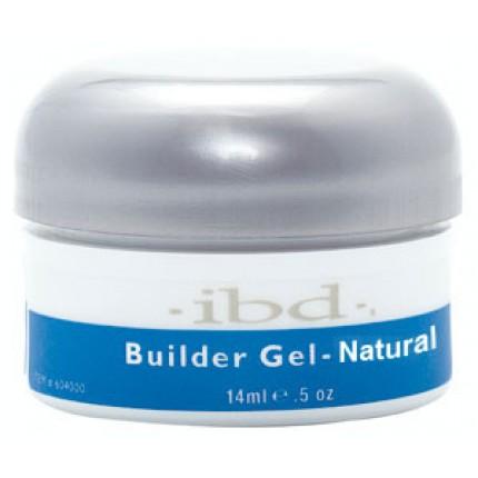 UV Builder Gel Natural 14ml - IBD - neutrálne béžový stavební gél na nechty