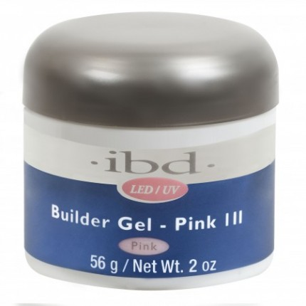 LED/UV Builder Gel Pink III 56g