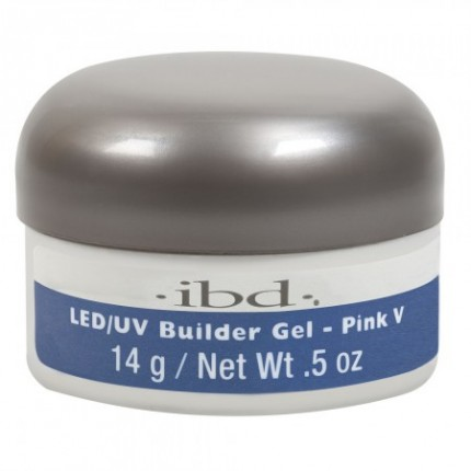 LED/UV Builder Gel Pink V 14g