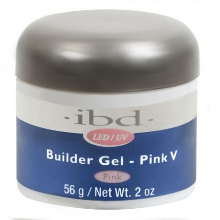 LED/UV Builder Gel Pink V 56g