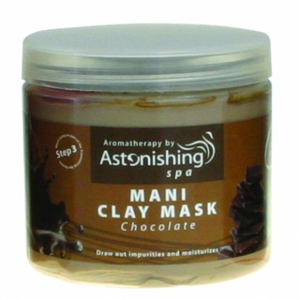 Mani Clay Mask Chocolate 454 g