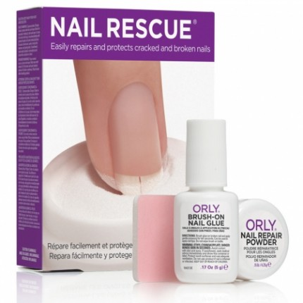 Nail Rescue Kit  - ORLY - sada na opravu nechtov