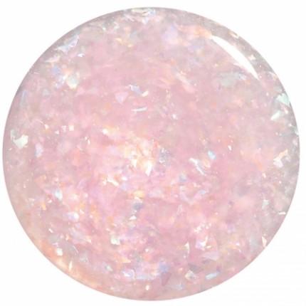 CB Lak Pink Flakie Matte Top 11ml