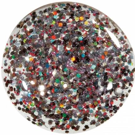 CB Lak Plum Chunky Glitter 11ml