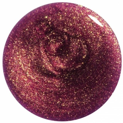 CB Lak Plum/Gold Color Flip 11ml