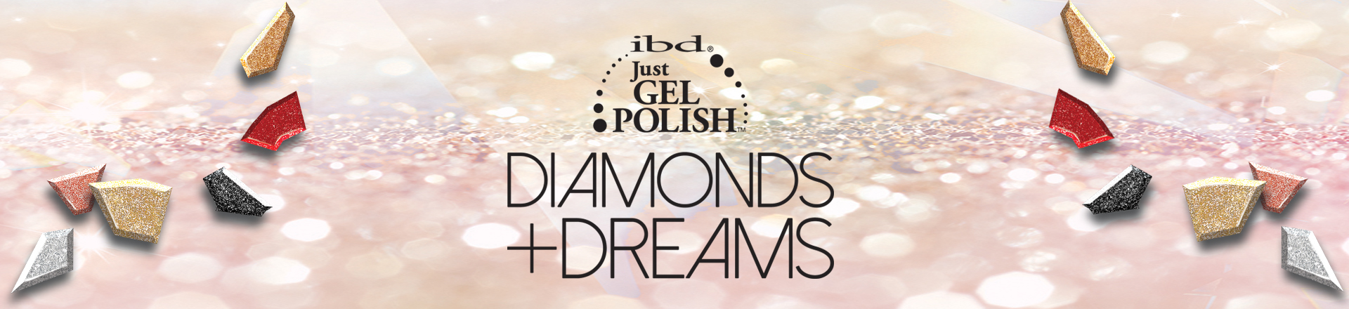 NOVINKY IBD DIAMONDS AND DREAMS